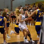 Lady Falcons Overcome Slow Start to Beat Triton