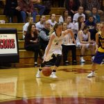 Lady Falcons Overcome Slow Start, Beat Bremen in 2 OT Thriller