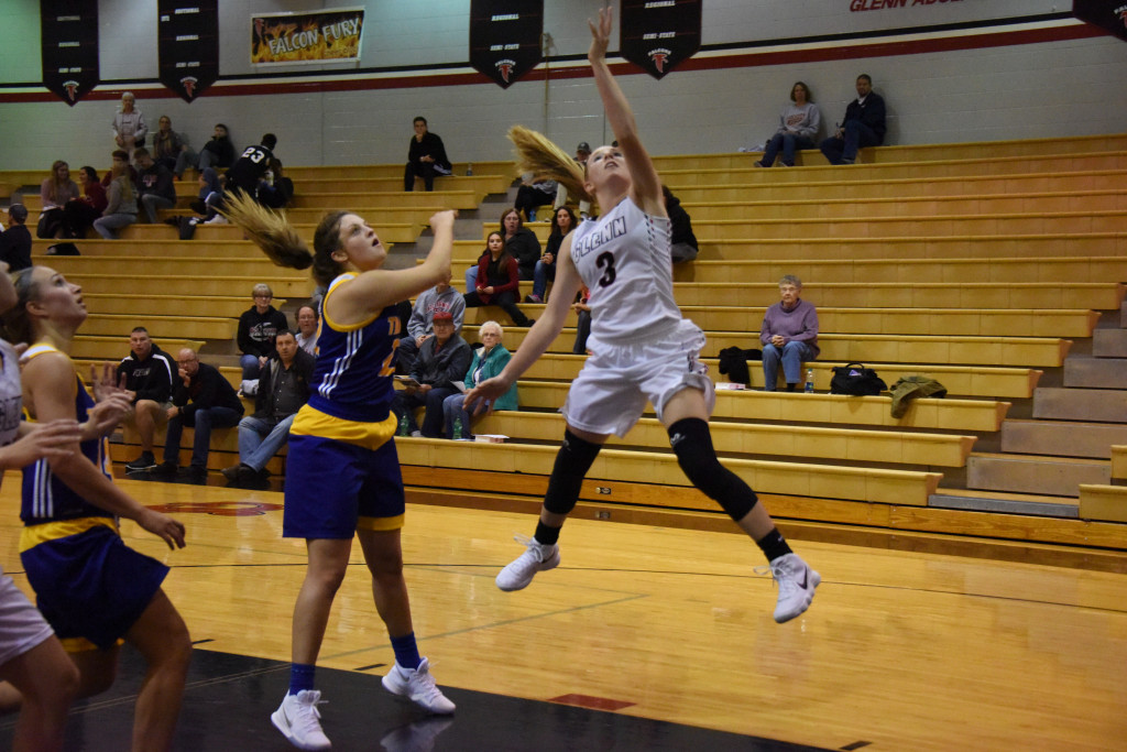 Defense Leads Lady Falcons to Victory Over Culver Academy