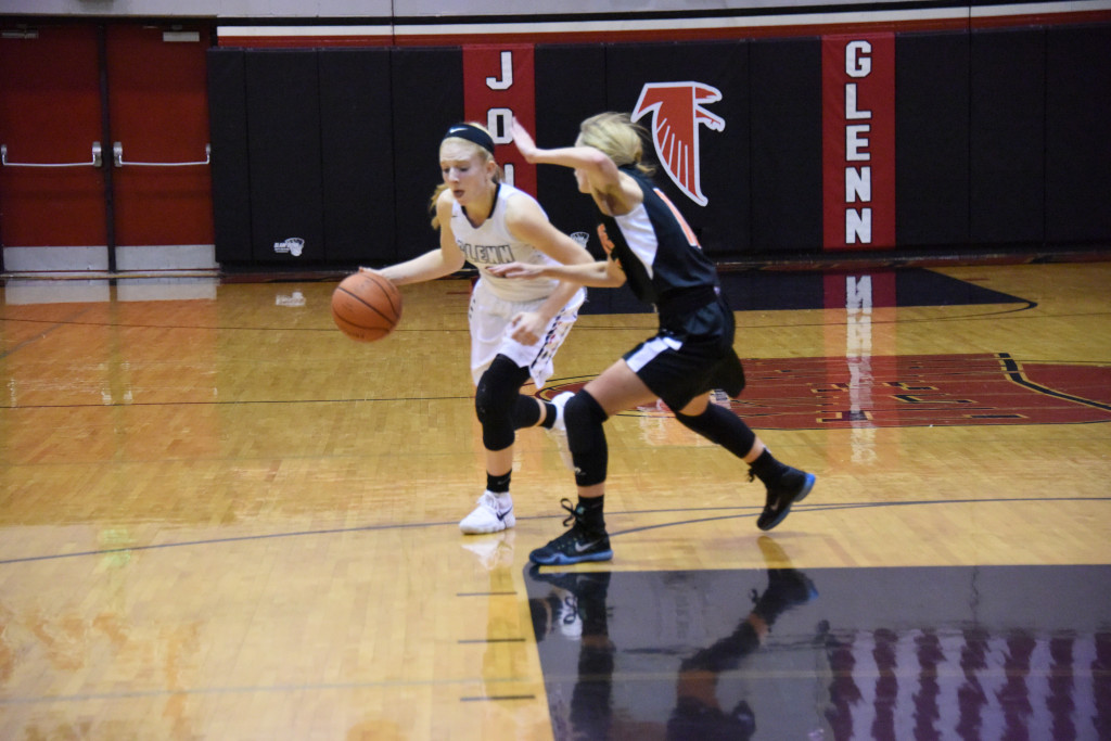 4th Quarter Rally Leads Lady Falcons to Win Over LaPorte