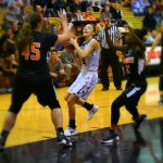 Lady Falcons Take Down Mishawaka in Final Seconds