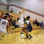 Lady Falcons Lose a Tight Game at Plymouth