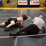 Wrestling Falls to Michigan City