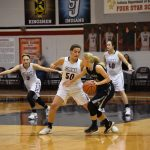Lady Falcon's Defense Leads Way to Victory Over Jimtown