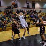 Balanced Attack Gives Lady Falcons Win Over Oregon-Davis