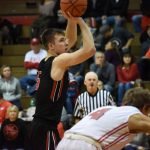 Mago Paces Falcons to Win Over Knox