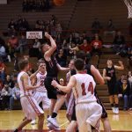 Clutch Free Throws Lead Falcons to Win Over Washington