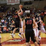 Slow Start Dooms Falcons in 1st Round of TCU Bi-County