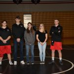 Falcons Fight Hard But Lose to LaVille on Senior Night