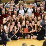 Lady Falcons are Back to Back TCU Bi-County Champs!!
