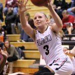 Lady Falcons Escape Triton 31-27 in Bi-County Opener