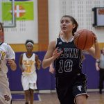 Girls Junior Varsity Basketball falls to Penn 48 – 24