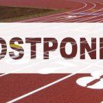 Postponements 4/19 & 4/20