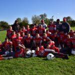 JR Falcons Football