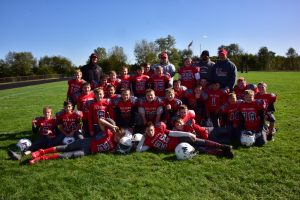 JR Falcons Football