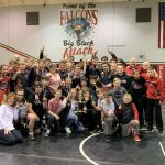 John Glenn Wrestling finishes 1st Place at The Harry Ganser Memorial Duals