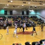 Boys Varsity Basketball beats Knox 48 – 40