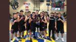 Boys Varsity Basketball Wins East Noble Invitational!