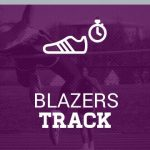 Warren Eure Name Blazer Boys Track Coach