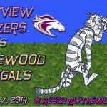 Blazer Football plays vs. Blythewood Friday, Nov 7