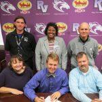 Blazer Bryce Patrick signed with Anderson University