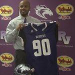 Coach Perry Parks Named Head Football Coach