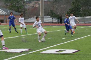 2015 Soccer Varsity & JV vs. Lexington