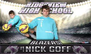2015 Blazer Boys Soccer April