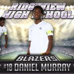 Blazer Daniel Murray makes 2015 North-South Soccer Team