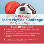 $20 Physicals at MEDcare