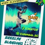 Blazer Breelyn Blanding Signs with Coastal Carolina