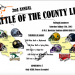 2nd Annual Battle of County Line Football Jamboree