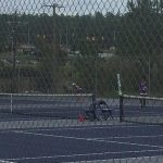 Girls Tennis Defeats Westwood, Earns Playoff Berth