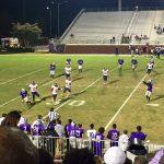 Varsity Football Defeats Lugoff-Elgin
