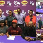 Blazer Faith McKie Signed a NLI to attend Claflin University