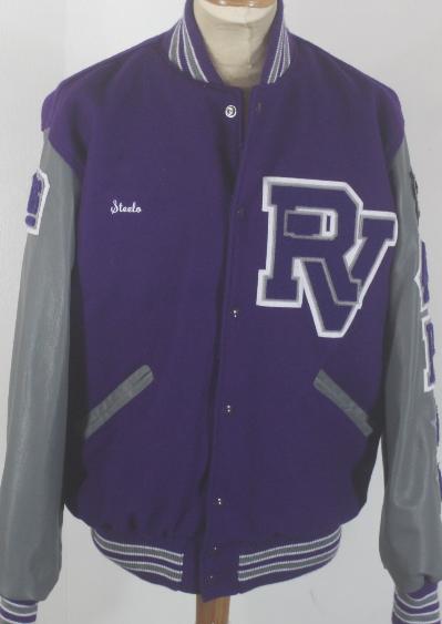 Letter Jacket Sale at Ridge View on September 28