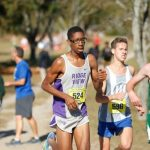 Boys Cross Country Places 12th at State