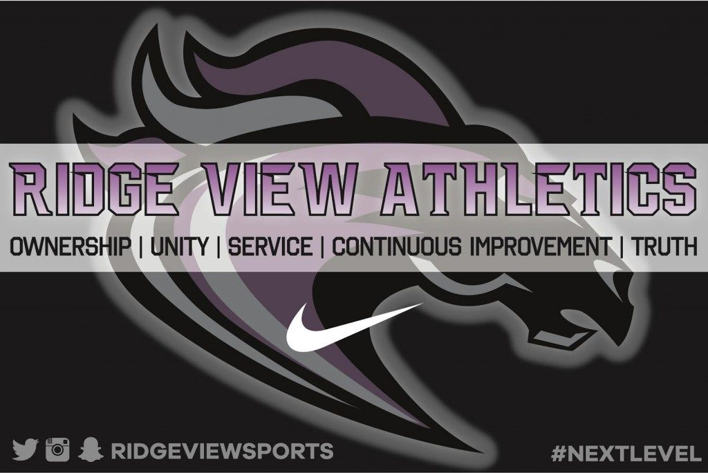 CORE VALUES Master - Ridge View Athletics