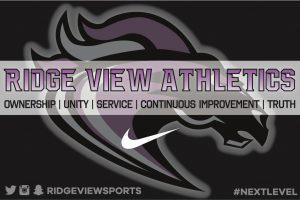 Ridge View Athletics Core Values