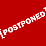 POSTPONED:  Today's Swim Meet