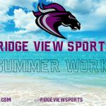 Summer Workouts Begin Monday, June 5, 2017