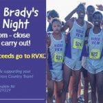 Beef 'o' Brady's Spirit Night Coming Up Thursday