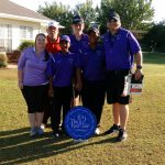 Boys Golf Volunteers at First Tee