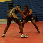 Boys Varsity Wrestling finishes 19th place at AAAA Upper State Individual Tournament