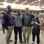 Boys Varsity Wrestling finishes 23rd place at AAAA Individual State Tournament
