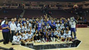 STATE CHAMPIONS – Ridge View Boys Basketball