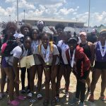 Ridge View Girls Track and Field Wins 2018 State Championship