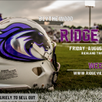 Football Season is Here!  @RidgeViewF_Ball Hosts @BHSBengalFB Friday Night!