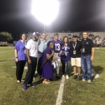 Nick Lawyer Becomes All Time Leading Scorer for Ridge View Football