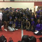 Ridge View Cheer Finishes 2nd at Region Cheer Competition